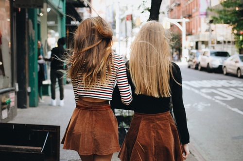 Friends style